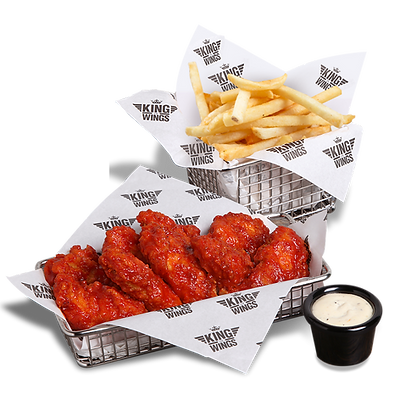 Boneless Meal Deal, chicken and fries