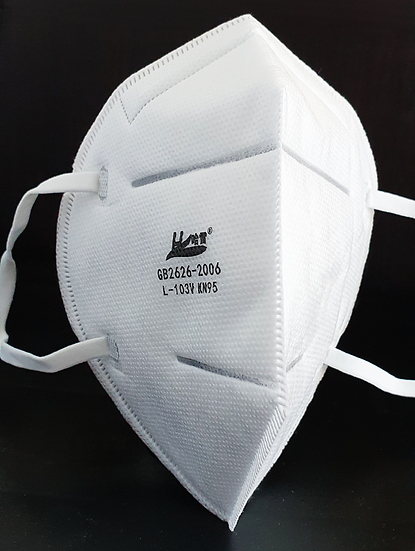 KN95 Respirator - 300 pack