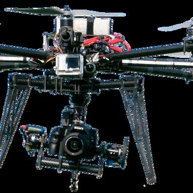 Havadan Çekim ( Multicopter, Hexacopter)