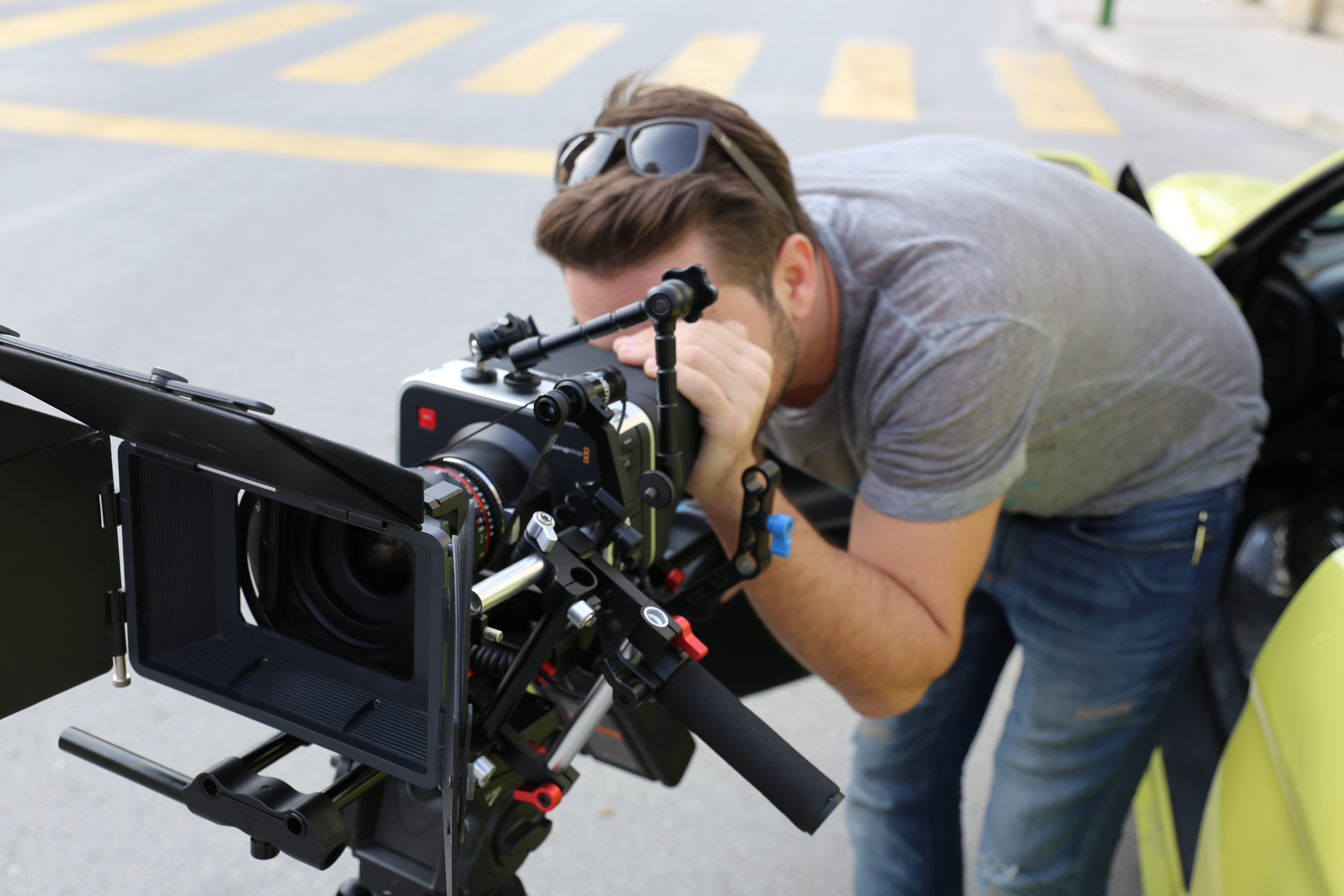 blackmagic production kamera