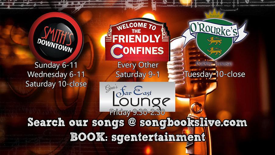 Karaoke in South Bend, IN