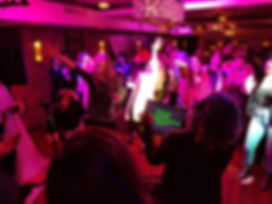 karaoke corporate team building don't stop believin journey