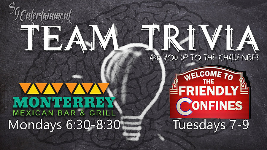 Team Trivia in South Bend, IN
