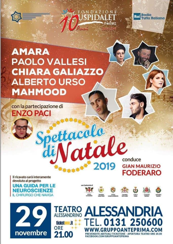 natale 2019 alessanrdria