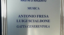 Nomination at Nastri d'Argento for the Gatta Cenerentola Original Soundtrack.