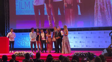 Terra Bruciata (Scorched Earth) wins at the Social World Film Festival 2018