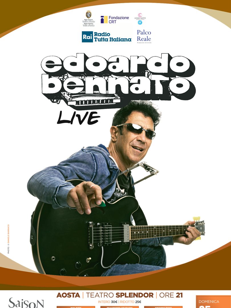 Edoardo Bennato 25 Novembre 2018