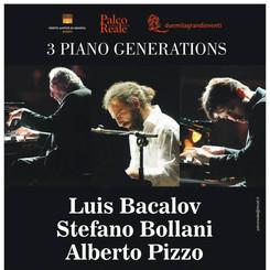 Luis Bacalov/ Bollani/ Pizzo