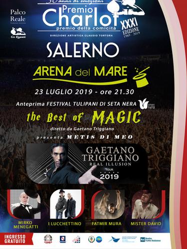 Premio Charlot 2019 - The Best of Magi