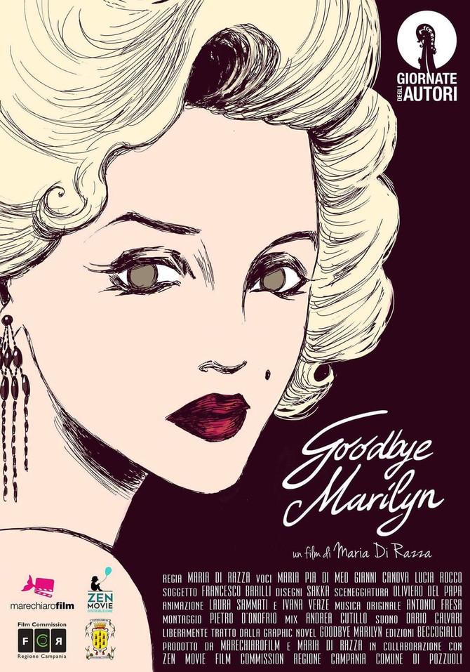 Goodbye Marilyn selected at Mostra Internazionale del Cinema di Venezia 2018