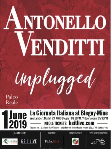 Antonello Venditti Unplugged