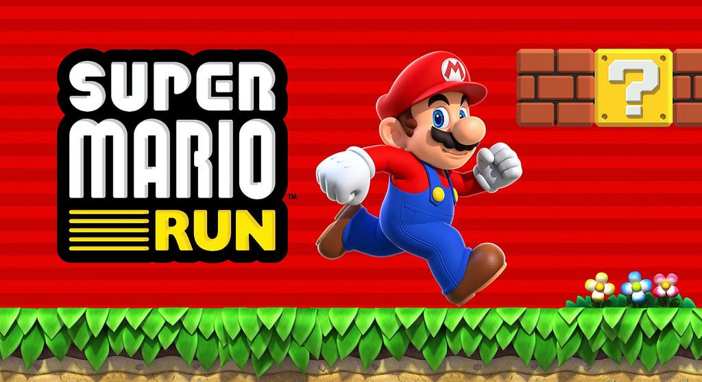 App We Love: Super Mario Run