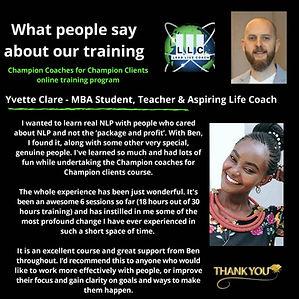 Yvette Clare