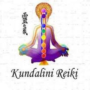 Reiki Kundalini