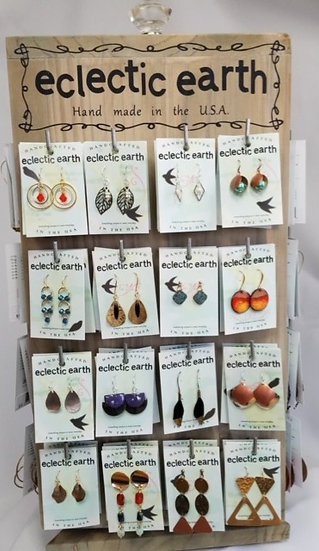 Eclectic Earth Small Display Package (56prs)