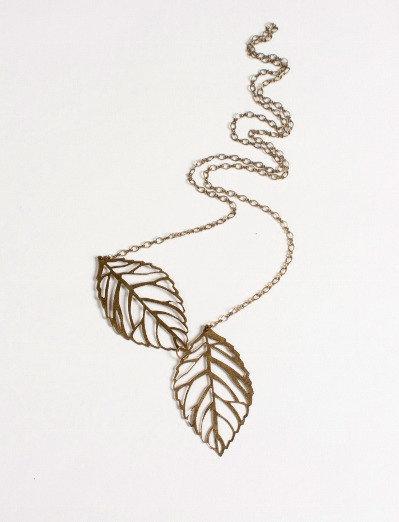 Brass Leaf