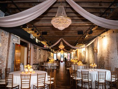 Classic Luxury Wedding at The Chicory | Alicia & Matt |New Orleans Wedding Photographer