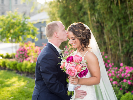Baltimore Elopements & Mirco-Wedding Options |Baltimore Wedding Photographer | Photography by Tracie