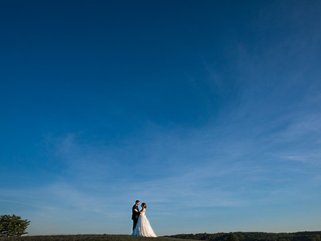 Spring Classic Wedding Hayfields Country Club | Towson Wedding Photographer | Elizabeth & Phillip