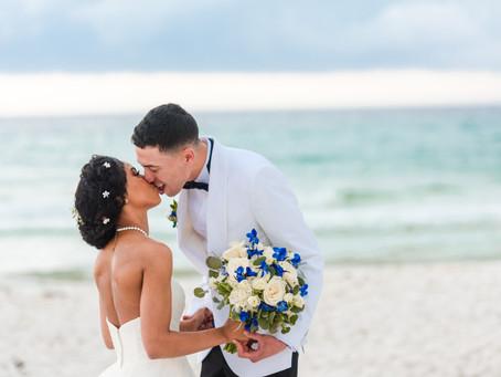 Florida Wedding Photographer | Navarre Beach Wedding Photographer | Photography by Tracie | Dev & V