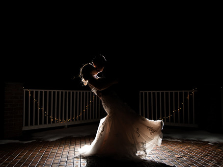 Colorful Fall Morningside Inn Wedding | Chloe & Scott | Frederick Wedding Photographer