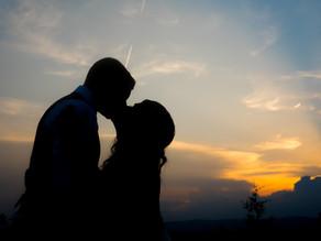 Shannon & Jesse - Walkers Overlook - Frederick Maryland Wedding Photographer