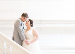 Romantic Spring Wedding at Eastern Yacht Club | Baltimore Wedding Photographer | Tab & James