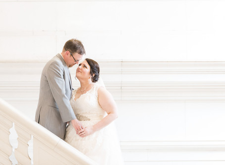 Romantic Spring Wedding at Eastern Yacht Club | Baltimore Wedding Photographer | Tab & James