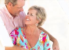 Orange Beach Anniversary Session - Orange Beach Portrait Photographer - Alabama Wedding Photographer