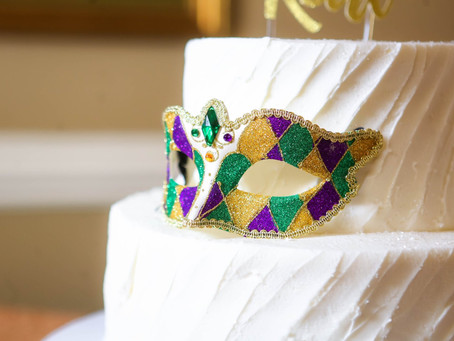 Top 5 Wedding Cake Bakeries in New Orleans | New Orleans Wedding Photographer| Photography by Tracie