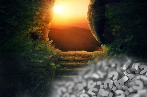 """The Threefold Response to the Resurrection"""