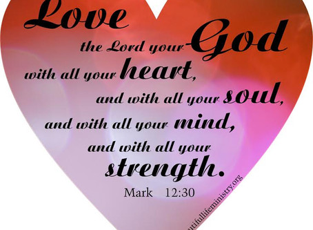 God Desires Our Heart