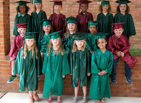 Preschool Graduation - June 1 2018