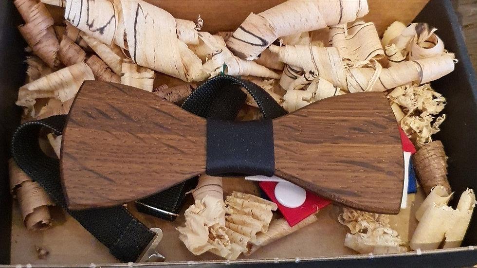 Stil Tilbehør Butterfly i træ / Style Accessories Bow Tie Woodsen