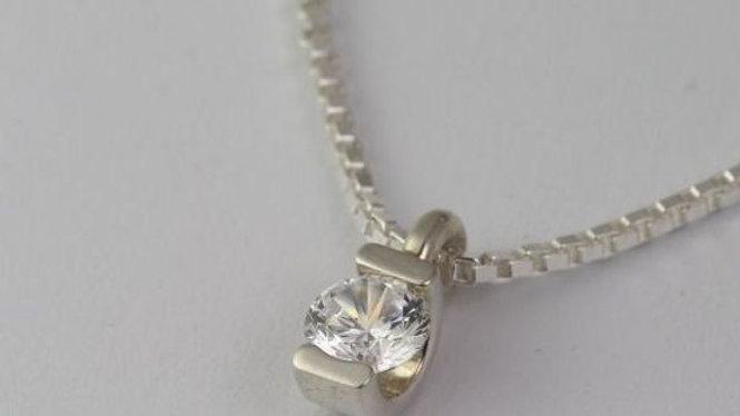 Stil Smykker Halskæde / Style Jewelry Necklace - Risdahl Guld