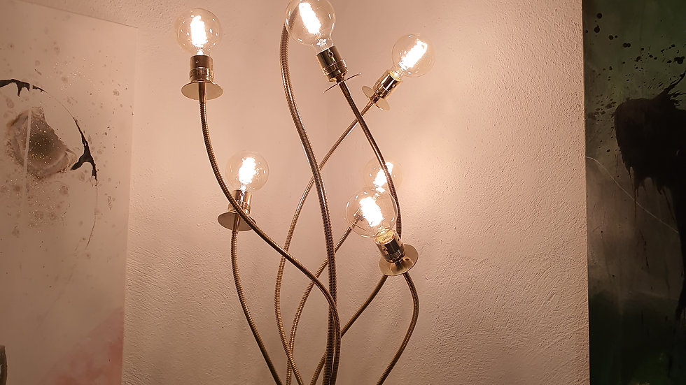Lampe Interiør / Lamp Interior Boudigaard Maskinfabrik