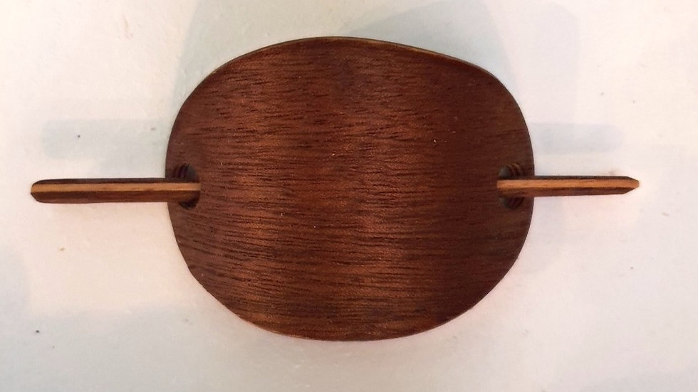 Stil Tilbehør Træ Hårspænde / Style Accessories Wood Craft Hairpin