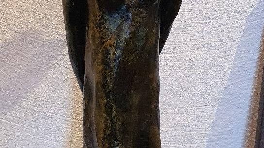 SOLGT! Kunst Skulptur InteriørKeramik / SOLD! Art Sculpture EVA KERAMIK