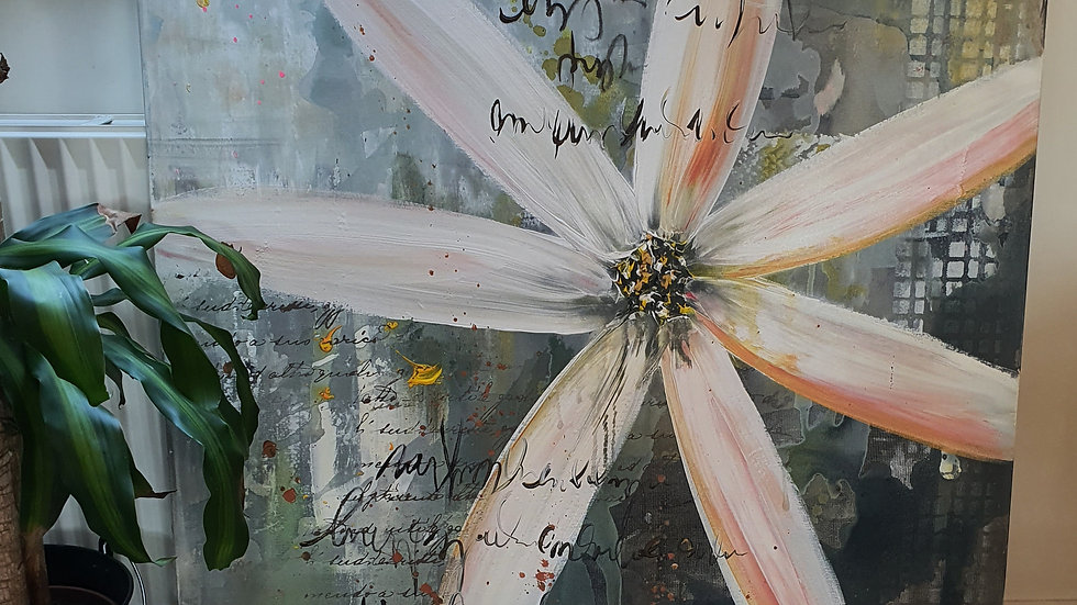 Kunst Maleri / Art Painting  Anette Walther