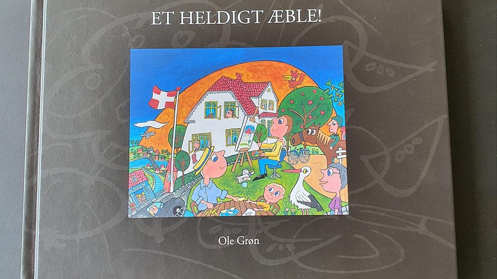 Kunst / Art - Bog Ole Grøn