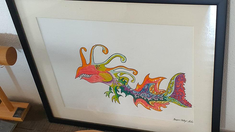 Kunst Tegning / Art Drawing