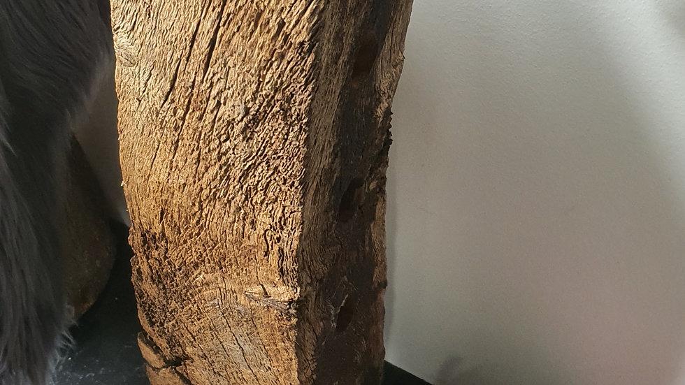 Designhåndværk Vinholder Træ / Designcraft Winerack Oak - Brohus Raw Design
