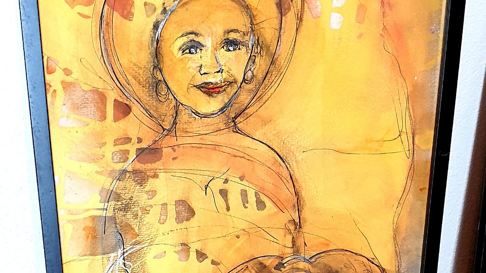 Kunst Tegning / Art Drawing  Annelea