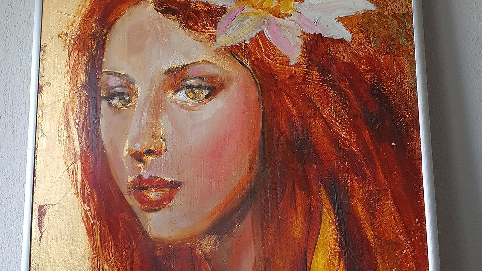 Kunst Maleri / Art Painting - LORA MURPHY