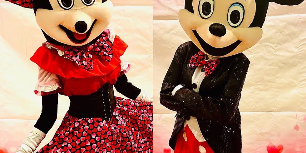 Sweetheart Mouse Meet & Greet
