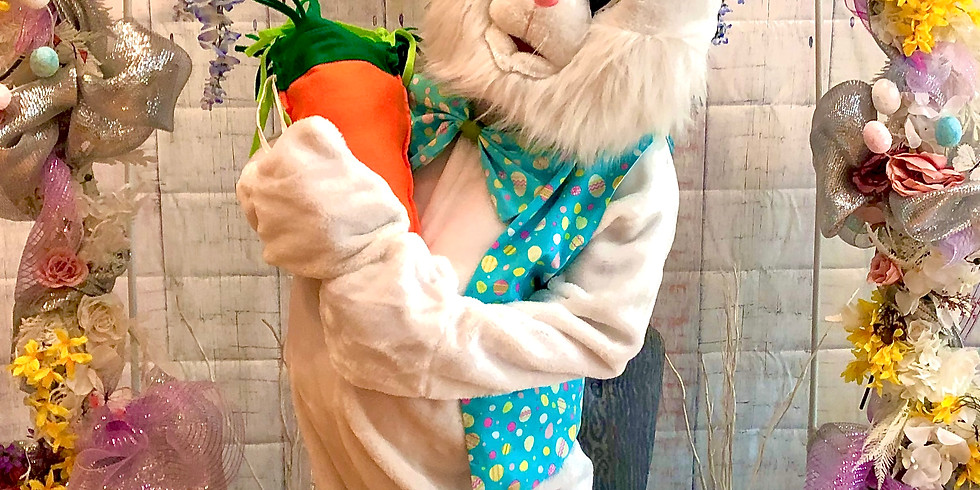 EASTER BUNNY & FRIENDS Neighborhood Parades/ Performances/Private or Semi Private visits