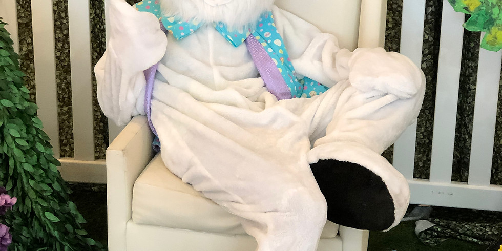 EASTER BUNNY HOP & HANG OUT
