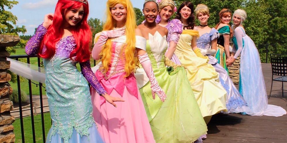 Columbus Enchanted Princess Ball