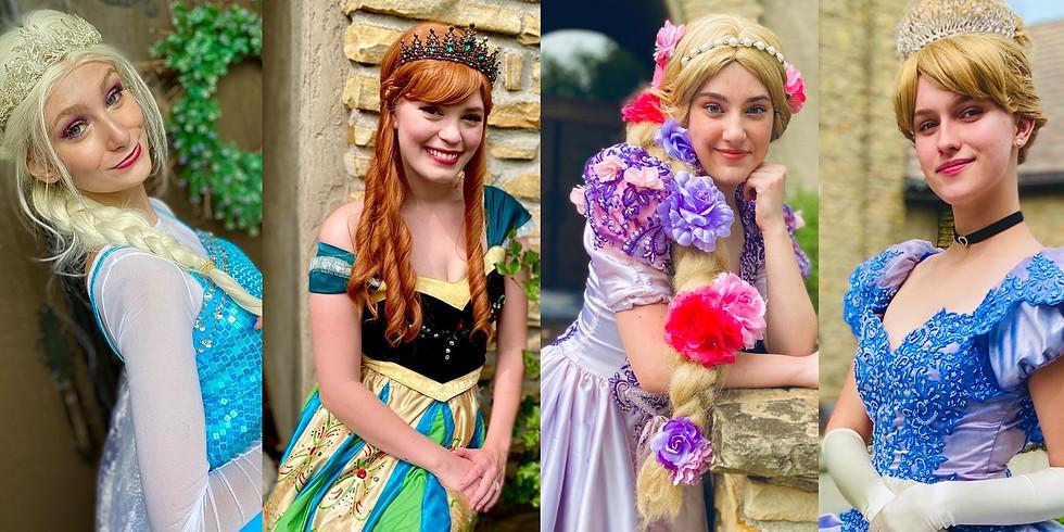Lancaster Enchanted Princess Ball