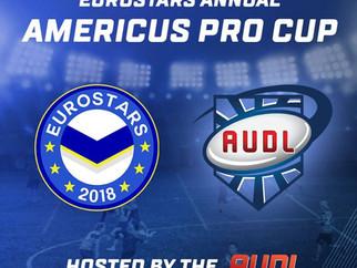 AUDL & EuroStars Partnership Announcement!